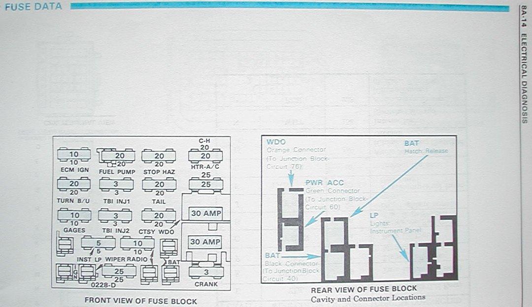 camaro firebird c100 firewall plug fuse box. Black Bedroom Furniture Sets. Home Design Ideas